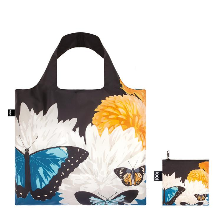 LOQI BOTANY Butterfly Bag
