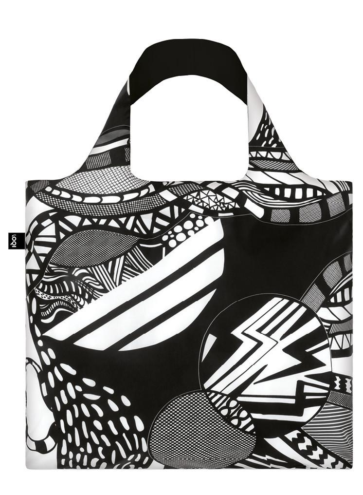 LOQI UBERPUP Abstract Bag