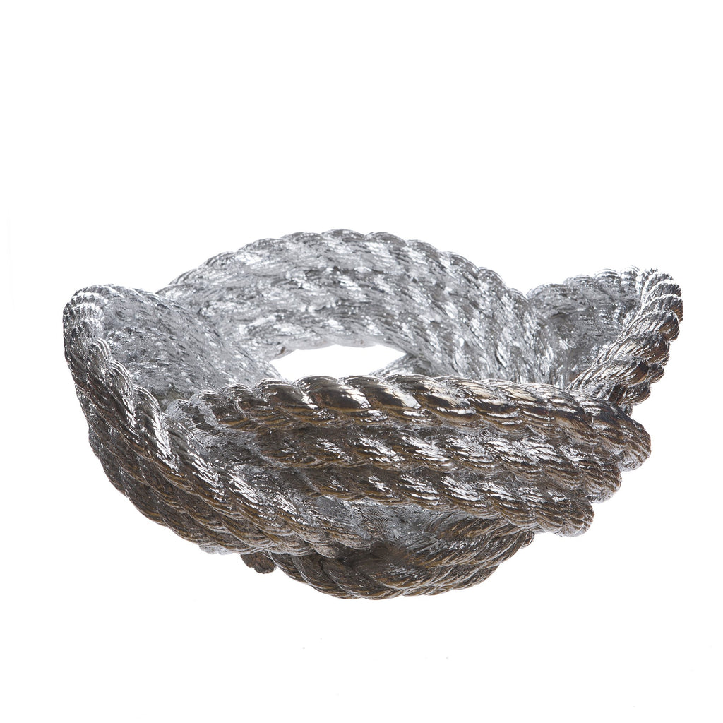 Areaware Reality Knotted Rope Bowl