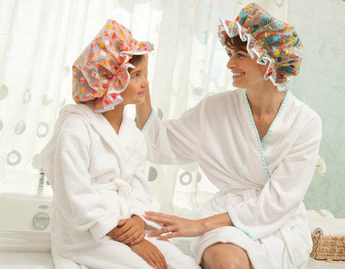 Oré Originals Living Goods Cupcake Shower Cap