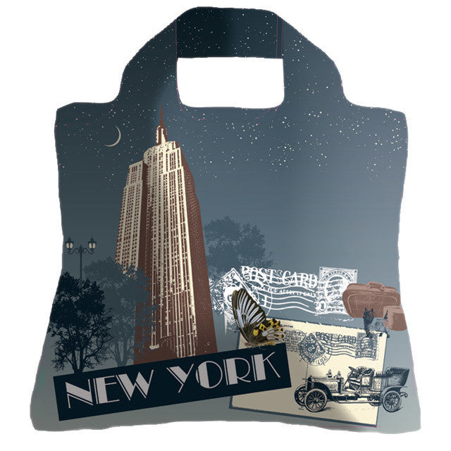 Envirosax Travel New York Bag