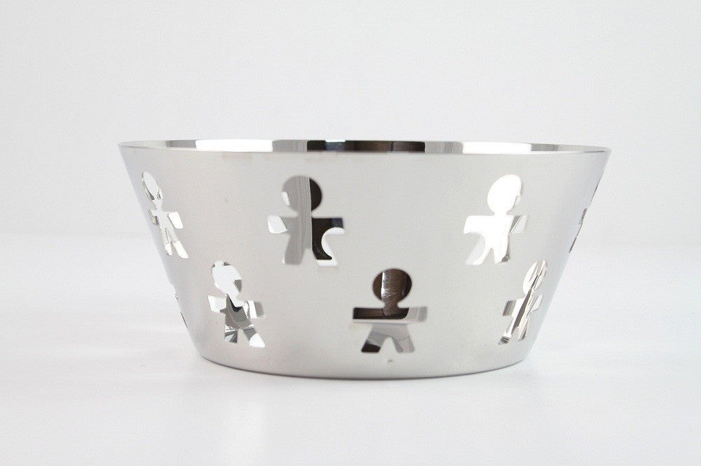 "Alessi ""Girotondo"" Basket Medium"