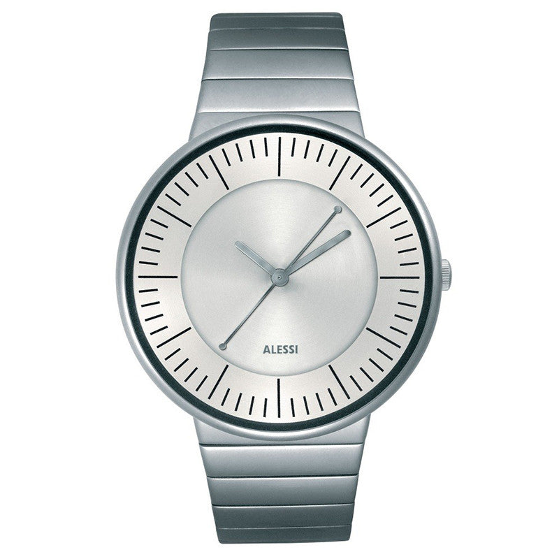 "Alessi ""Luna"" Wrist Watch"