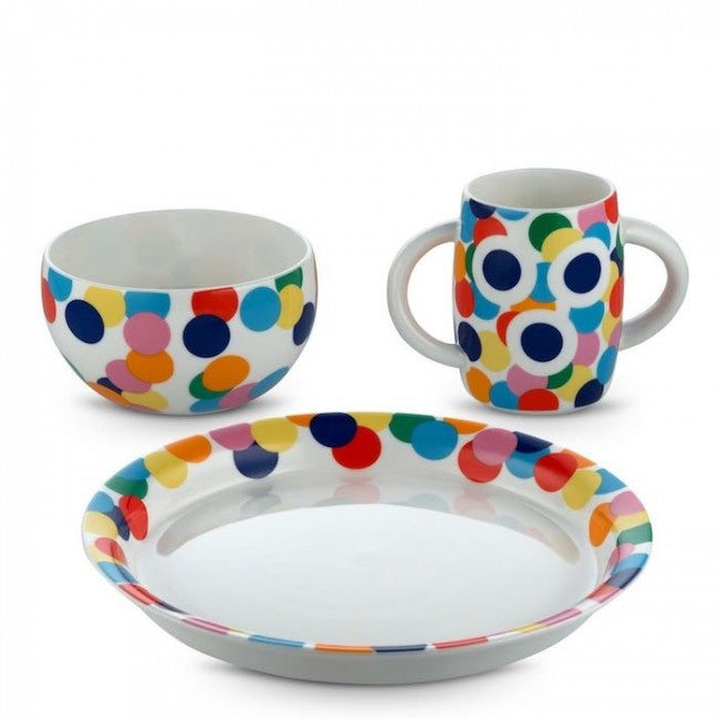 Alessi - Alessini Children Tableware Set - Proust