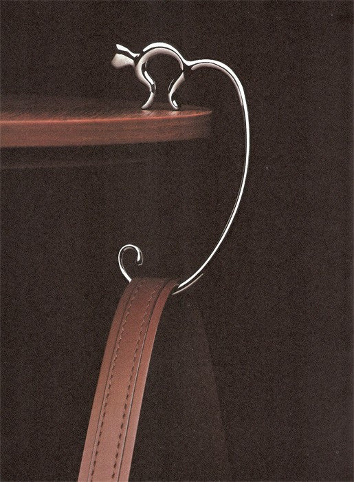 "Alessi ""Minou"" Purse Hook"