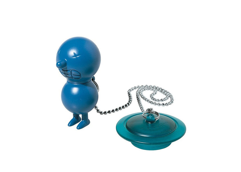 "Alessi ""Mr. Suicide"" Bathtub Plug with Float"
