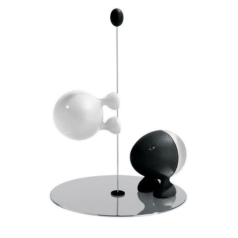 "Alessi ""Lilliput"" Salt and Pepper Set"