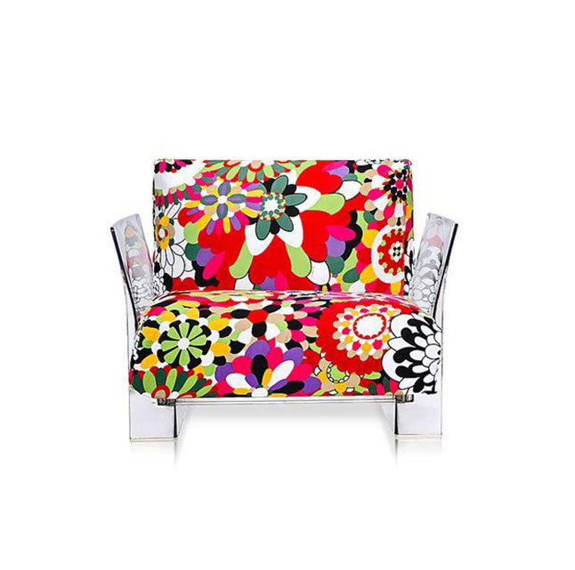 Kartell Pop Missoni Armchair