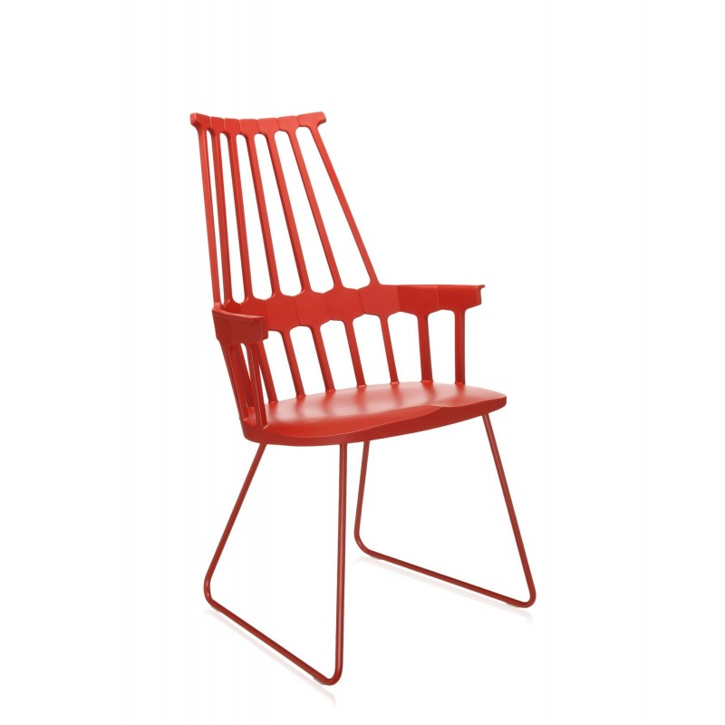 Kartell Comback Sled Chair