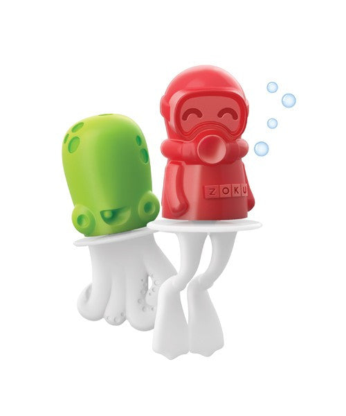 Zoku Fish Pop Molds