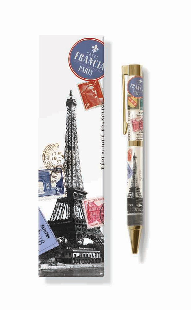 Fringe Studio Eiffel Tower with Postage Pen