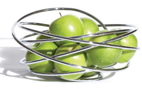 "Black + Blum ""Fruit Loop"" Fruit Bowl"