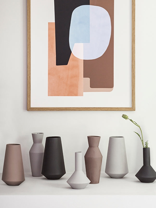 Ferm Living Sculpt Vase Well