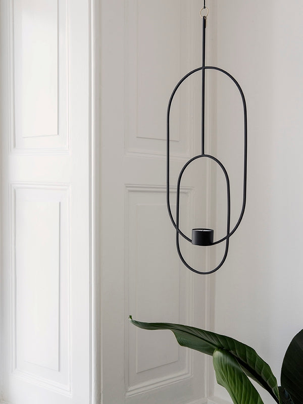 Ferm Living Hanging Tealight Deco - Oval