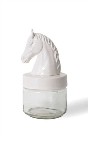 Imm Living Horse Head Jars