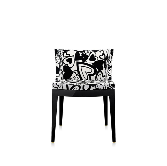 Kartell Mademoiselle Chair in Moschino Fabrics