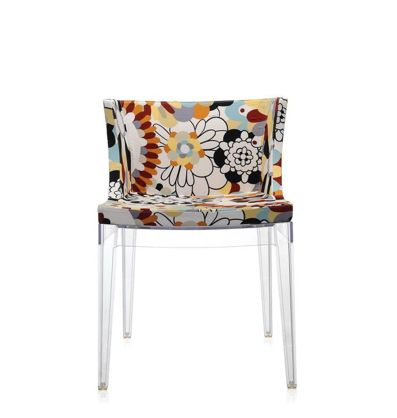 Kartell Mademoiselle Chair in Missoni Fabric