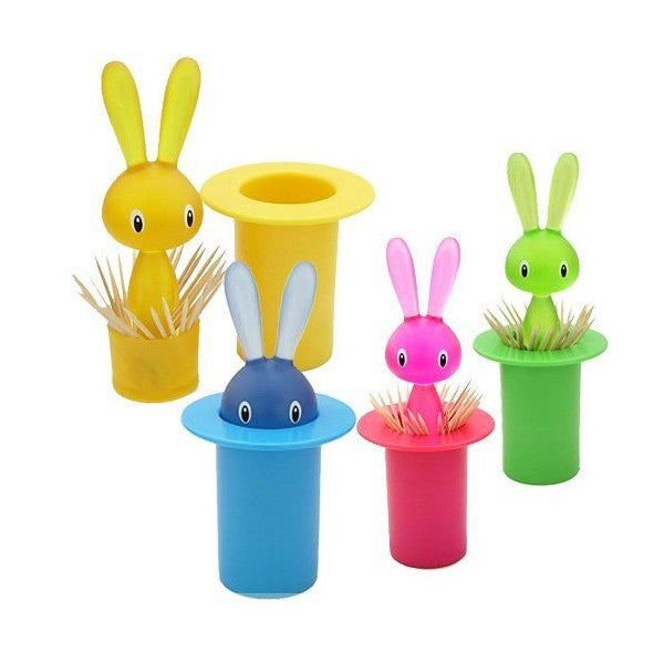 "Alessi ""Magic Bunny"" Toothpick Holder"