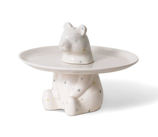 "Imm Living ""Menagerie"" Collection Plates"