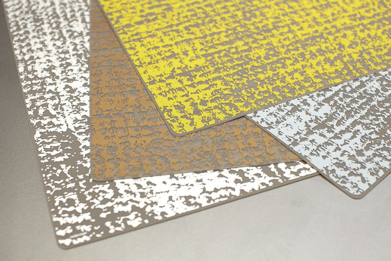 "Modern-Twist ""Grain"" Placemat"