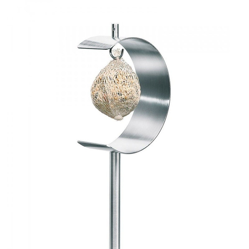 "Blomus ""Nido"" Half Moon Bird Feeder"