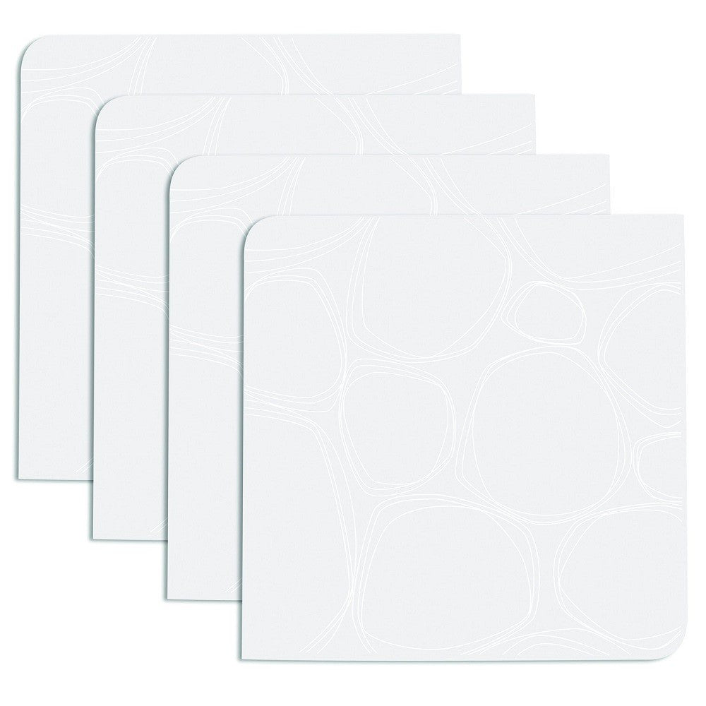 Modern-Twist Coaster Notz (Set of 4)
