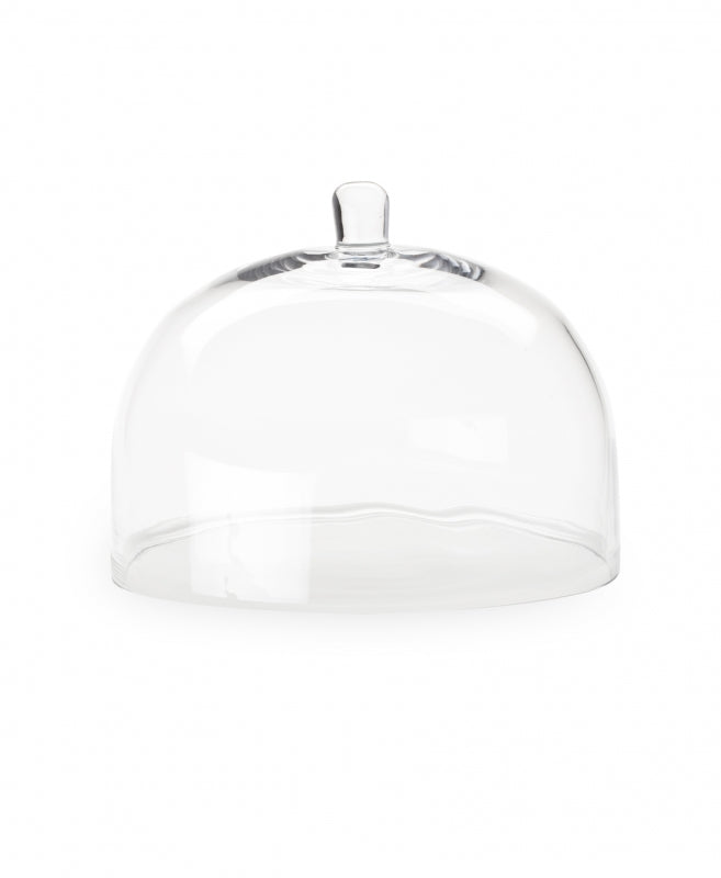 "Rosanna Glass Dome 9.6"" x 5.25"""