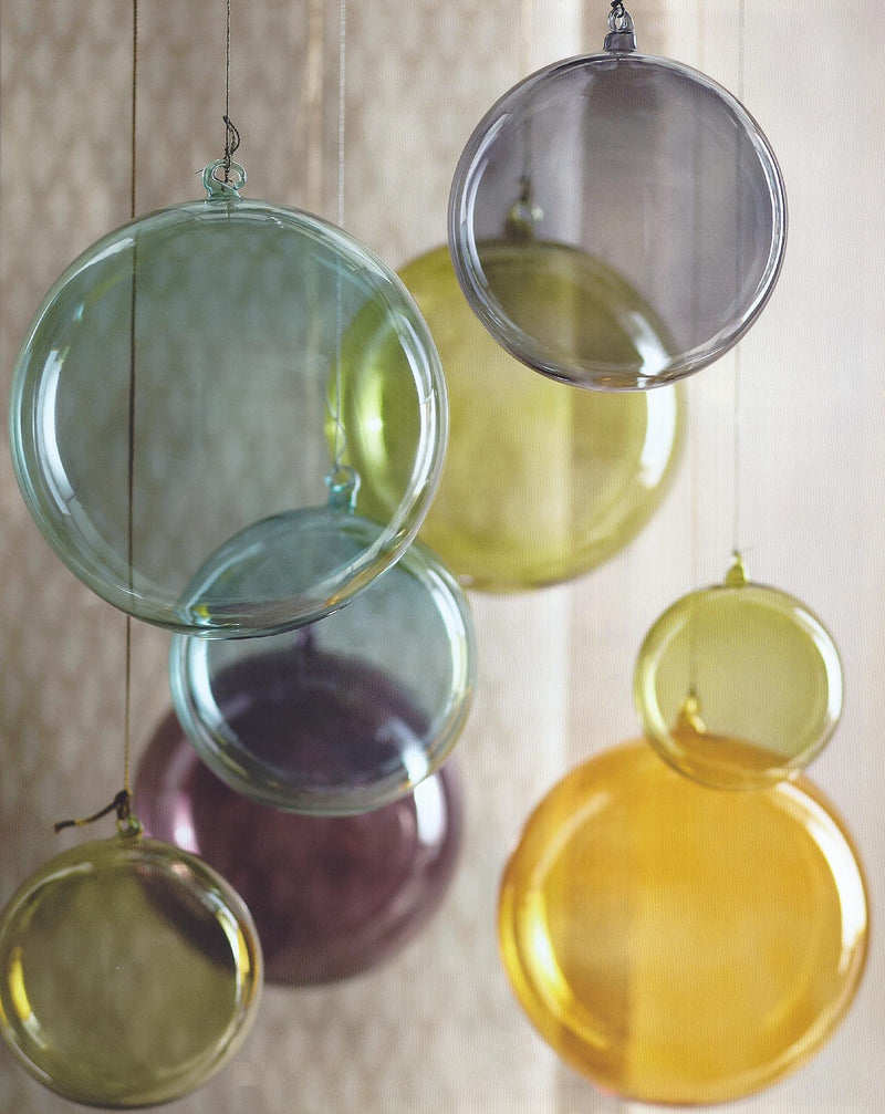 Roost Bubble Ornaments Large Set