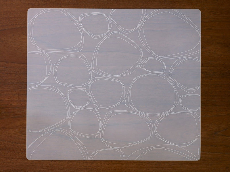 "Modern-Twist ""Pebbles"" Placemat"