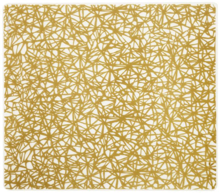 Modern-Twist Gold Twine Placemat