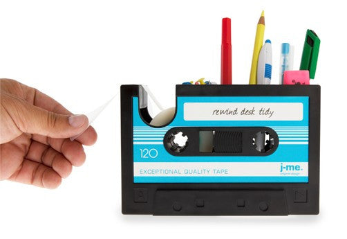J-Me Rewind Desk Tidy