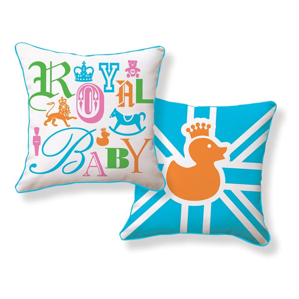 Naked Décor Royal Baby Pillow