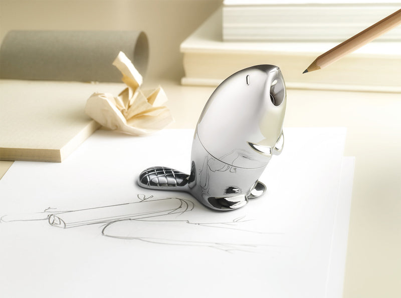 "Alessi ""Kastor"" Pencil Sharpener"