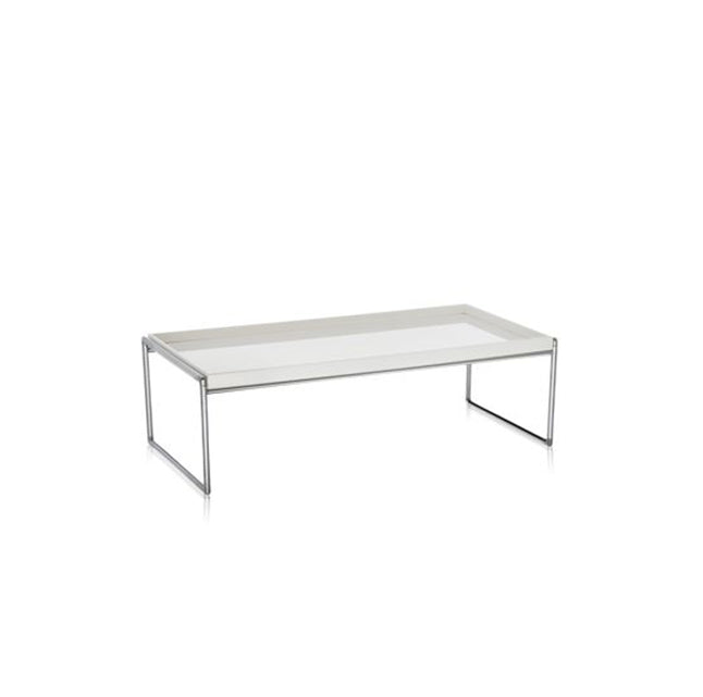 Kartell Trays Side Table - Small Rectangle