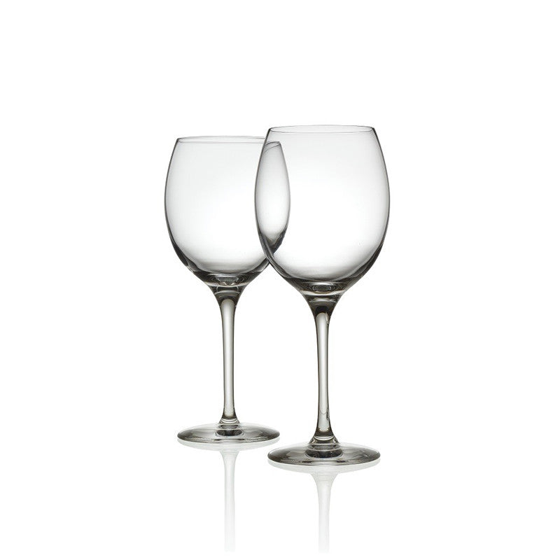 Alessi Mami XL White Wine Glasses (Set of 2)