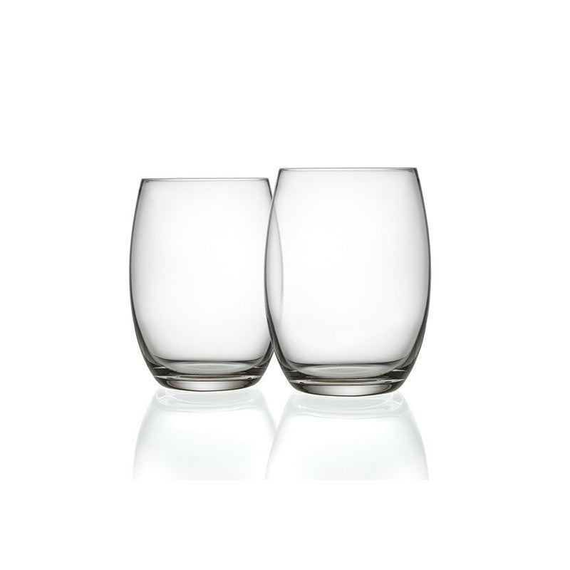 Alessi Mami XL Long Drink Tumblers (Set of 2)