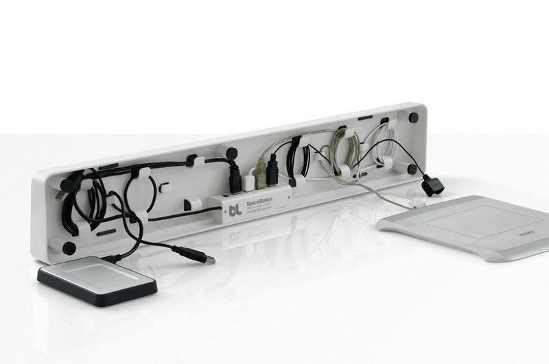 "Bluelounge ""Spacestation"" Cable Management System"