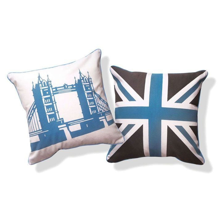 Naked Décor Tower Bridge of London Pillow