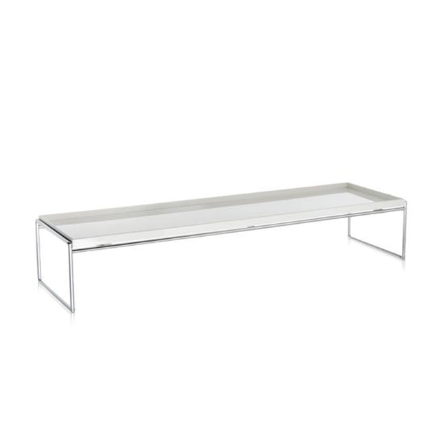 Kartell Trays Side Table - Large Rectangle