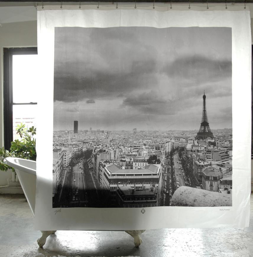 Izola Paris Peva Shower Curtain