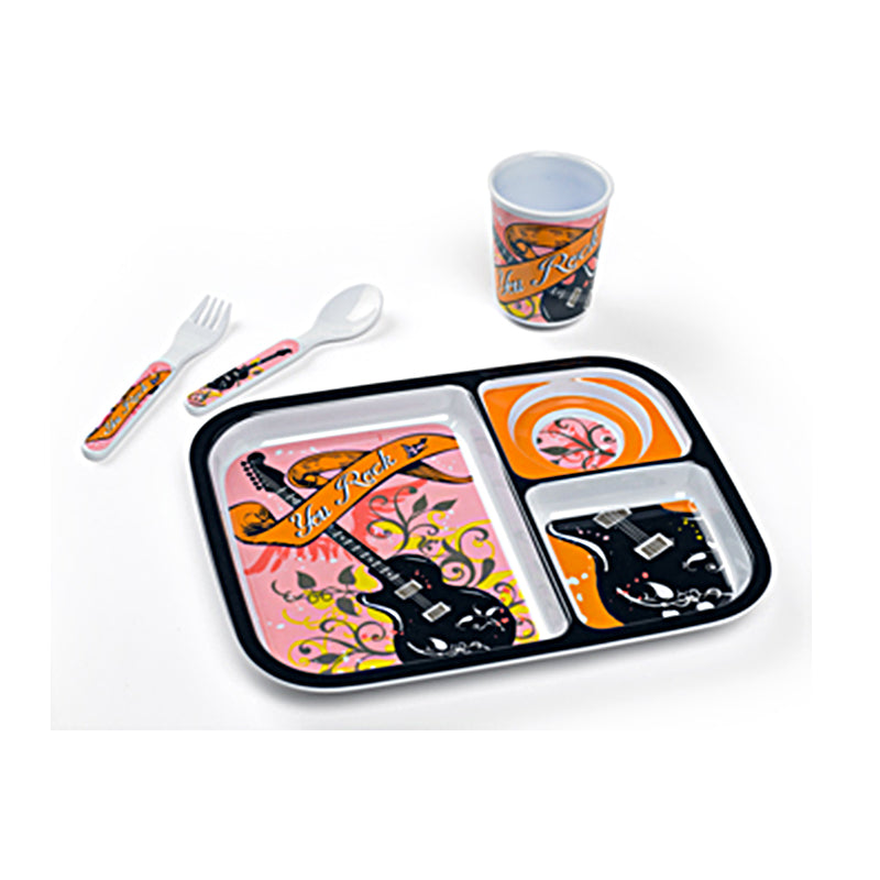 "Oré Originals SugarBooger ""YOU ROCK"" Girls Collection Tray Set"