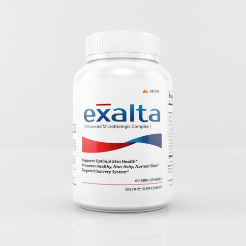 Exalta – Advanced Probiotic For Eczema Sufferers.