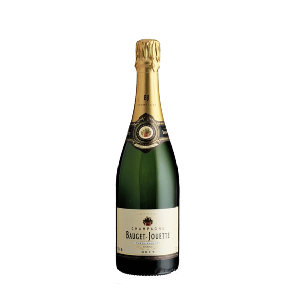 Bauget-Jouette Champagne Carte Blanche 75cl
