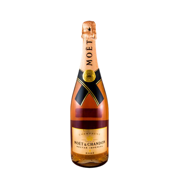 Moet & Chandon Nectar Imperial Rose 75cl