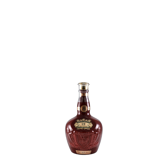 Chivas Regal Royal Salute 21 Years