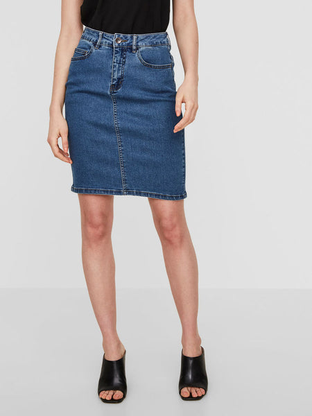 HOT NINE PENCIL SKIRT