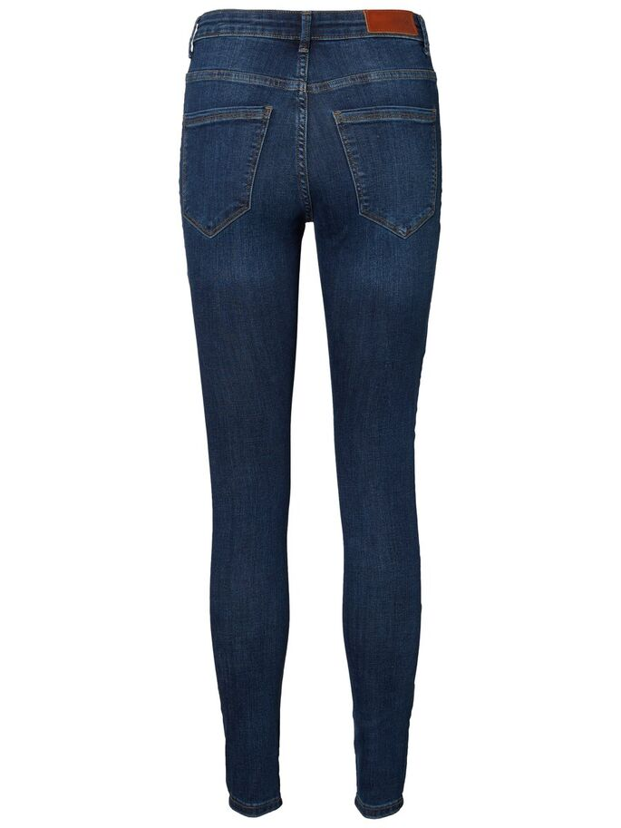 SOPHIA HIGH WAIST SKINNY FIT JEANS