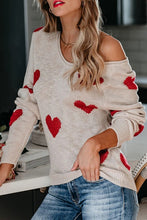 Load image into Gallery viewer, SWEET HEART SWEATER
