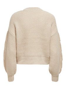 JULIA CABLE L/S SHORT | NOSTALGIA
