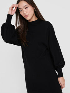 LABELLE LONG SLEEVE KNIT DRESS